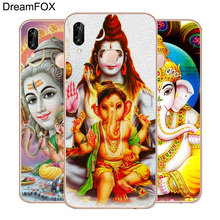 DREAMFOX M229 Ganesha The Hindu God Soft TPU Silicone Case Cover For Huawei Honor 6A 6C 6X 7A 7C 7S 7X 8 Lite Pro