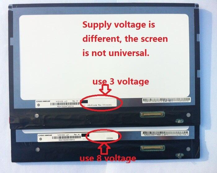 10.1'' Original N101ICG -L21 Rev.A1 lcd screen For Asus memo pad ME301 K001 IN STOCK free shipping original and new 7 9inch lcd screen for i pad mini lp079x01 sm av lp079x01 smav lp079x01 lcd screen free shipping