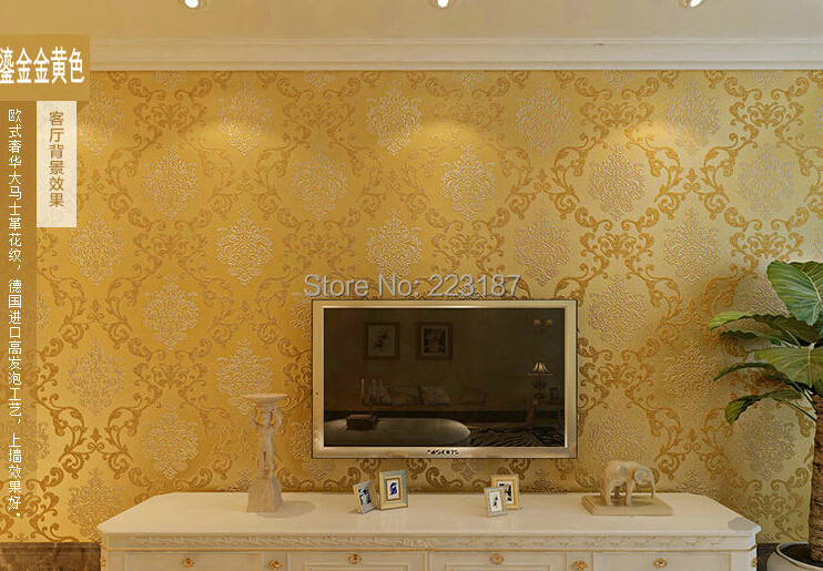 475 House Ornamentation Fashionable decoration 10m*53cm non-woven wallpaper living  children bedroom wall sticker home decor 1897art large murals3d can be custom made furniture decorative wallpaper house ornamentation decor wall stickers chinese style