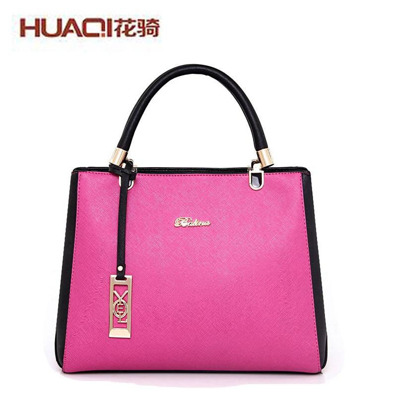 ФОТО 2017 Korean Style Women's PU Leather Bags Designers Women's Handbags Crossbody Bag For Women Ladies Handbags Bolsas HQ005#
