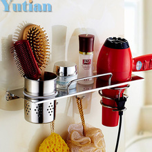 Bathroom Shelf Hair Dryer Holder Bathroom Product