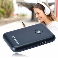 Mayitr 1pc 2 In 1 Wireless Bluetooth Transmitter Professional Bluetooth 4 2 Stereo Audio Music Adapter