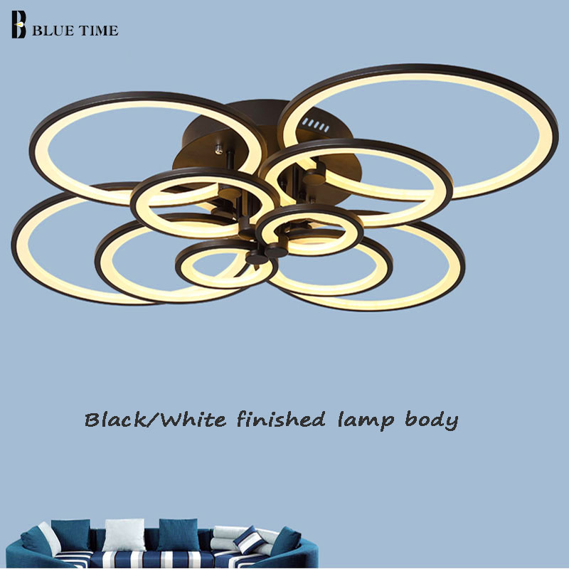 2018 Hot sale Modern Led Ceiling Lights For Living Room Bedroom Dining Room Study Room Home Led Ceiling Lighting Lamp Fixtures modern led round ceiling lights living room bedroom dining study warmth lighting remote control porch ceiling lamp za fg68