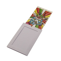 Jinhuo Magic Color Changing Card magic tricks small size close up magic illusion kids magie toy magie prop