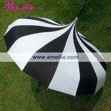 В европейском и американском стиле Пагода Зонтик Свадебный зонтик/4 штуки в партии