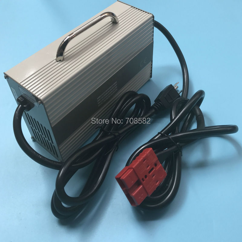 48V20A 25A  Charger for Lithium Battery and  Lead Acid Battery Packs for Scooter Golf Cart 100w folding solar panel solar battery charger for car boat caravan golf cart