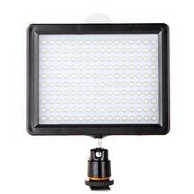 Andoer – lampe vidéo LED 160, 1280LM, 5600/3200K, intensité variable, éclairage photographique pour appareil photo DSLR, Canon, Nikon, Pentax, en Stock