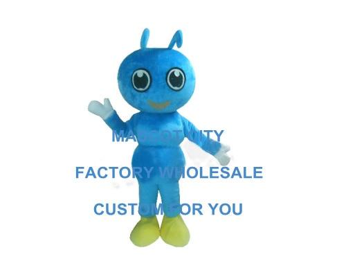 Abile Blue Ant Costume Della Mascotte Costume Cartoon Character Cosplay Formato Adulto Costume Di Carnevale 3539 Vuoi Comprare Alcuni Prodotti Nativi Cinesi?