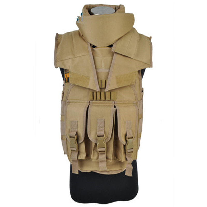 600D Nylon Airsoft SDU Body Armor Vest Outdoor Paintball Army Military Hunting CS Combat Protecting Jacket with Magazine Pockets