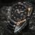 Top de Luxo Da Marca Homens Cheios de Aço Relógios men Quartz Analog Watch NAVIFORCE Homem Moda Swim Sports Militar Do Exército de Pulso relógio
