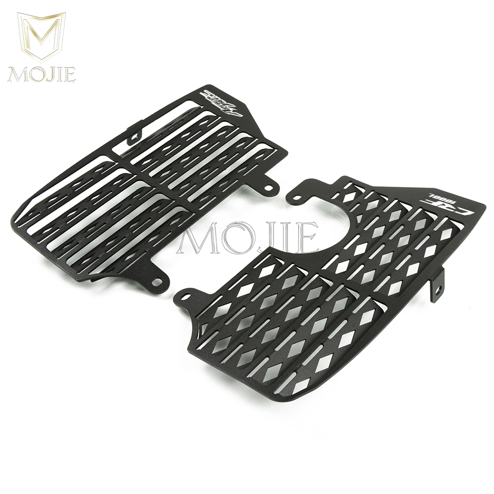 For Honda CRF1000L Africa Twin Adventure ADV Sports 2016 2019 Motorcycle Radiator Guard Protector Grille Grill Cover Protection in Covers Ornamental Mouldings from Automobiles Motorcycles
