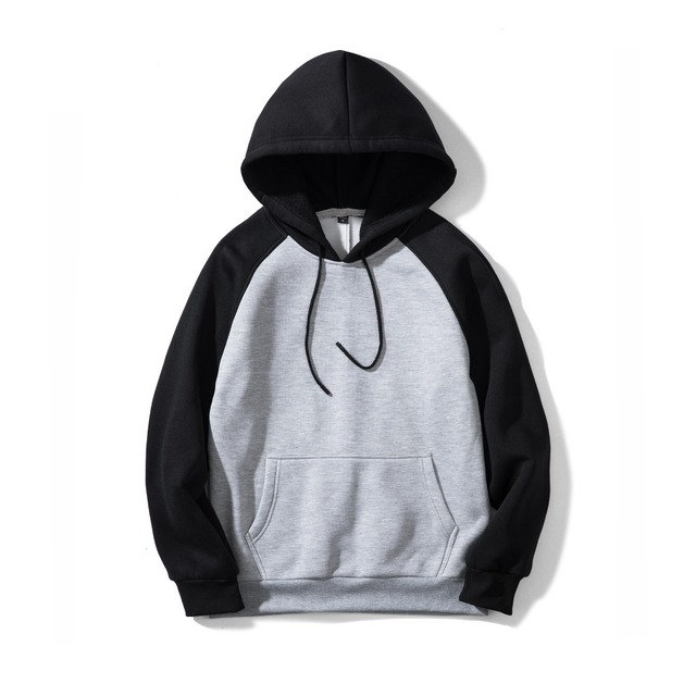 Color Block Hoodies 5