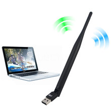 Kebidumei 1pcs Hot Sell 2.4GHz & 5GHz USB 433Mbps Wireless Dual Band Wifi Antenna Internet Adapter Mini Wi fi Network Lan Card