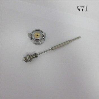 цена на free shipping,Manual spray gun W71 nozzle needle aircap set, W-71  parts accesory component,w 71 spray gun nozzle,spray gun kit