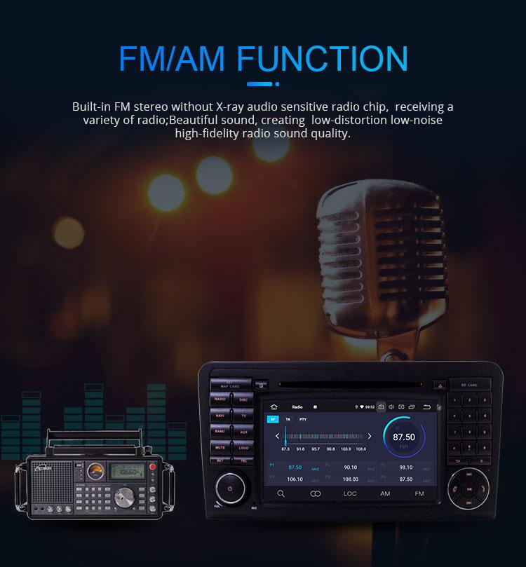 ml350 w164 Mobile ips 9