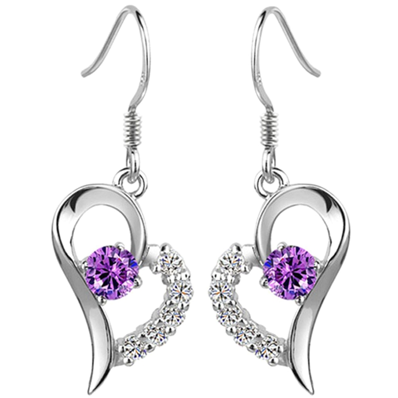 New Arrival Crystal Jewelry Pendants Earring Jewelry Gift Dangle Earring  For Women Party Festival Jewelry Gift