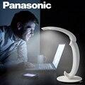 Японская прикроватная лампа Panasonic  обучающий светильник  светодиодная лампа для защиты глаз  пять секций затемнения  креативная лампа для с...
