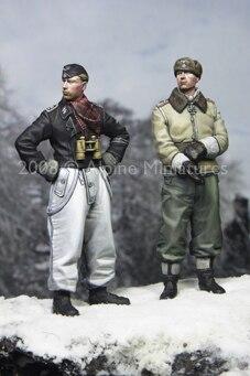 1:35   LAH Officers Kharkov Set (2 Figures)