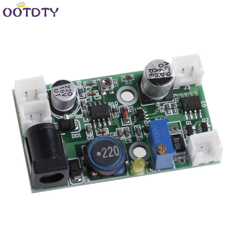 Electronic 12V TTL Step-down Laser Diode LD Power Supply Driver Board Stage