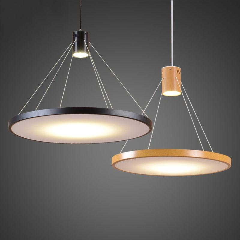 Zx nordic minimalist modern creative acryl acryl for Modern minimalist lighting