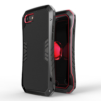 Case For Apple Iphone 7 Plus New Slim Energy Armor Life Waterproof Shockproof Metal Case For