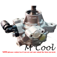 4 2 High Quality Brand New Power Steering Pump With Clutch For Car Honda 2.2 2.4 Steering Pump (1)