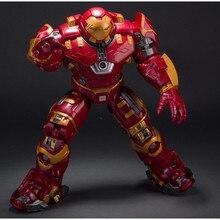 Железный человек MK44 мобильные игрушки светящаяся кукла подарок на день рождения орнаменты 36 см AG457