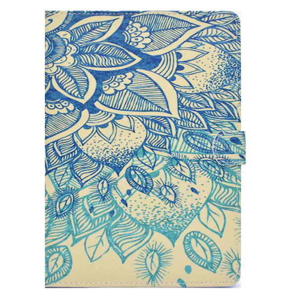 Butterfly Horse Flower Cat Print Soft TPU Case Cover For Ipad 9.7 2017 / Air2 Shell Skin Bag For Ipad Air 2 9.7
