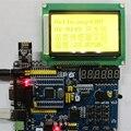 Placa de Desenvolvimento MSP430 MSP430F149 Sistema Mínimo Microcontrolador Núcleo Placa De Ensaio