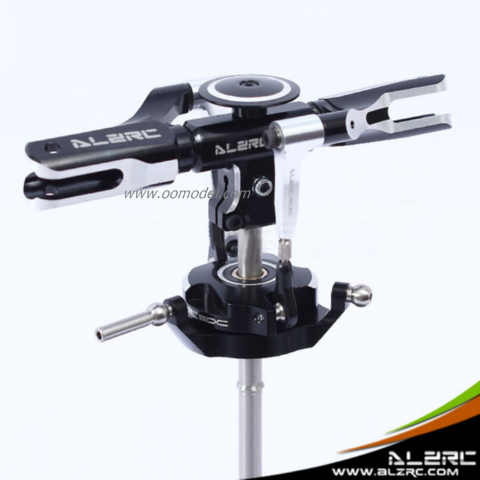 Alzrc Devil 450 parts D45F0A SDC Main Rotor Head Upgrade Set ALZRC 450 RC Helicopter t-REX 450 Spare Parts FreeTrack Shipping alzrc devil 450 465 450l 480 rigid sdc dfc main rotor head set black