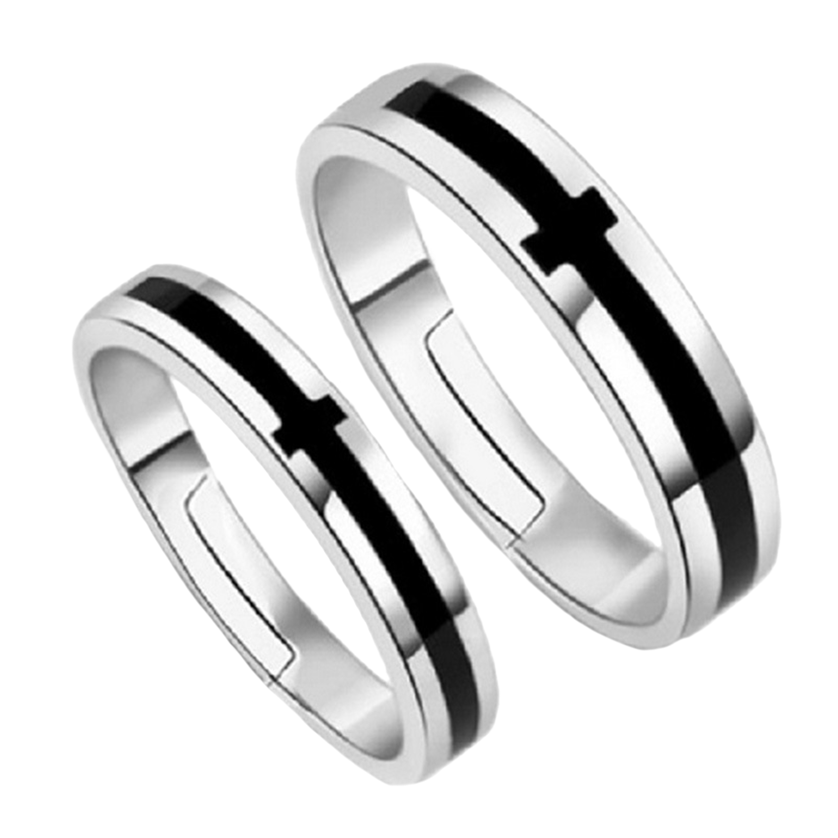 Inspirational Interlocking Wedding Rings Wedding