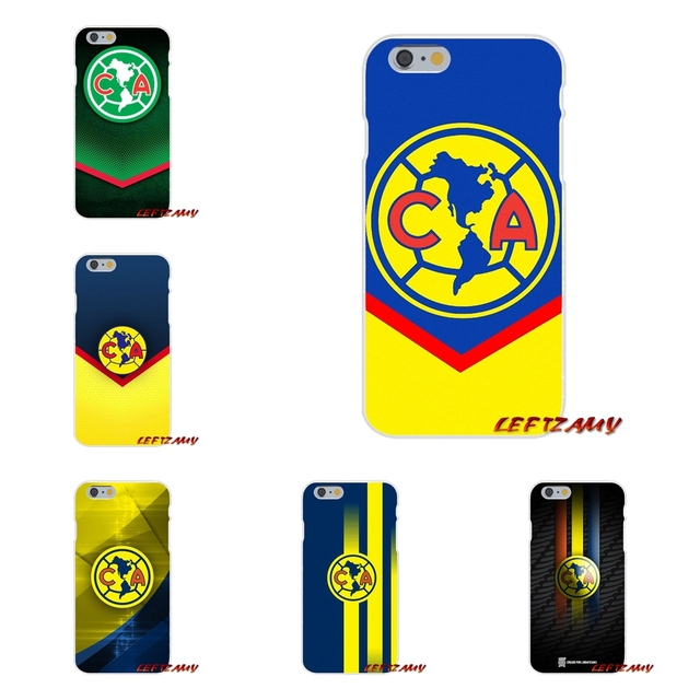 Accessories Phone Shell Covers Club America Logo For Iphone X 4 4s 5