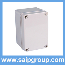 CE approved plastic enclosure for electronic/waterproof box/distribution box 80*130*70mm DS-AG-0813