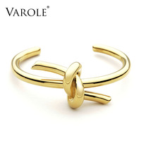 VAROLE New Simple Knotted Rope Bangles For Women