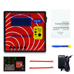 New Digital Counter Frequency Tester,Fixed/Rolling Auto Remote Copier/Master,Regenerate RF Remote Controller Auto Key Programmer
