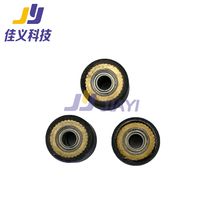 Hot Sale!!!Paper Pressure Rollers For Roland Rubber Pinch Roller Wheel Cutting Plotter Spare Parts