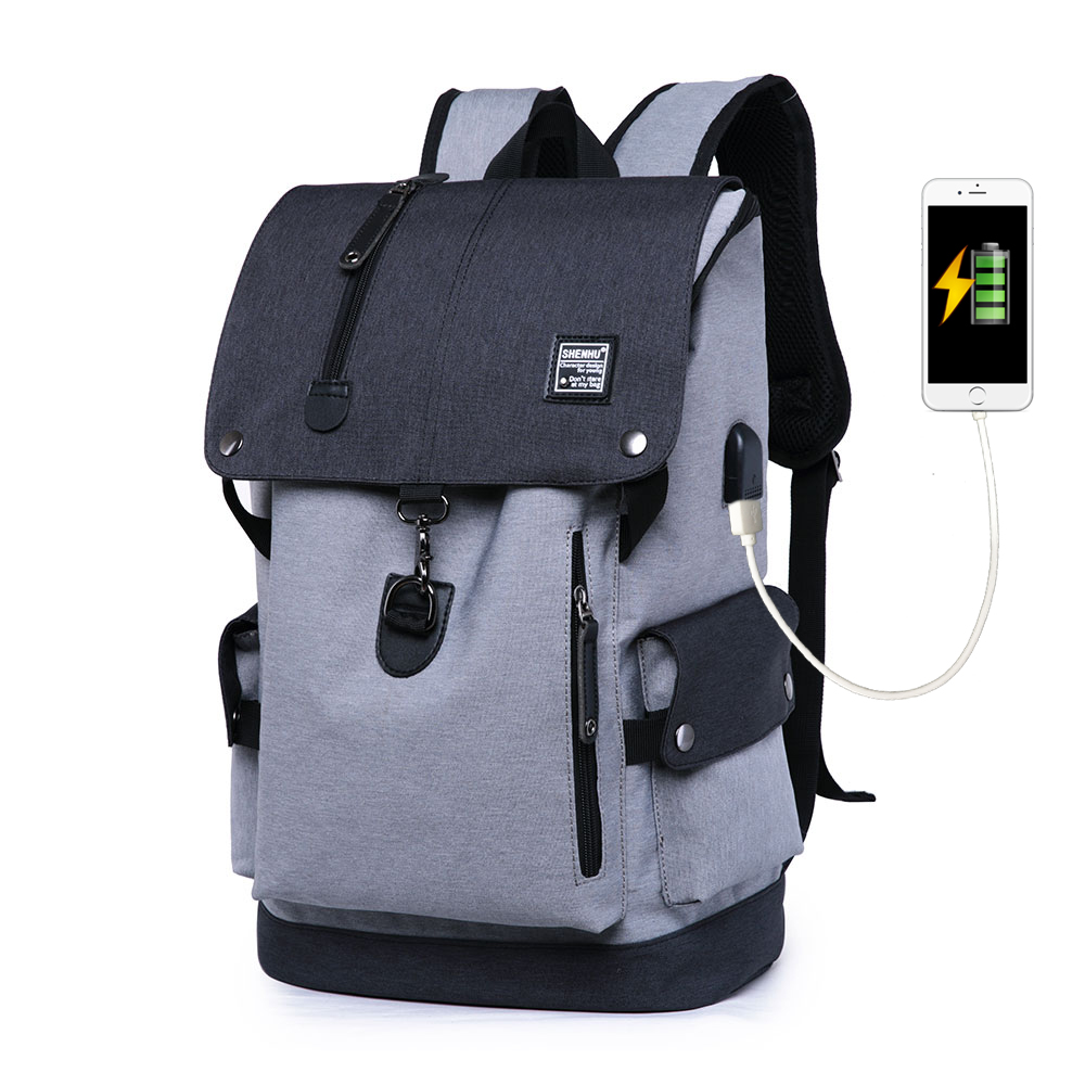 Fengdong Anti Theft 15.6 Inch Men Backpack Waterproof Casual Laptop Travel Bag Backpack Male Mochila Bagpack Pack Design