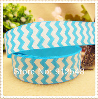 hot sale 7/8''(22mm) Wave 2-color Polyester Grosgrain Ribbon,Clothing accessories,DIY handmade materials,2014 new arrive,MD3318