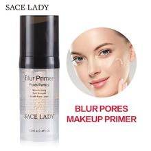 SACE LADY Brightening Before Primer Matte Oil Free Smooth&blur Cosmetics Moisturize POREfessional Face