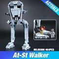 Новый Лепин 05066 Подлинная Звездные Войны Серии Бродяга-1 Имперской AT-ST Уокер Набор Строительные Блоки Кирпичи Развивающие Игрушки 75153