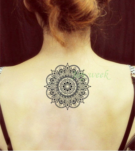 Tatouage Fleur De Lotus Nuque Cheap Tatouage Fleur Lotus With
