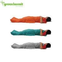 Greenhermit OD8001 OD8003 отдых путешествия спальный мешок лайнер сверхлегкий отель спальный мешок лайнер