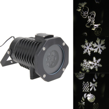 6W 4 LED Laser Christmas Light Outdoor IP65 Waterproof Projector lamp Garden Landscape Tree Stage Party Home Decoration NG4S