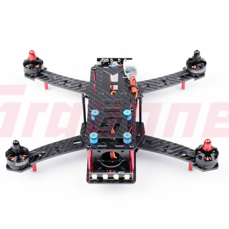 Graupner Alpha 250 Race Copter ARF RC Race Copters Flight Control ARF Version Rc Quadcopter free shipping graupner alpha 300q 3d race copter rfh rc race copters rc plane race quadcopter