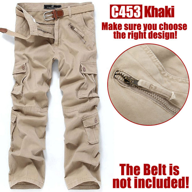 C452 Khaki