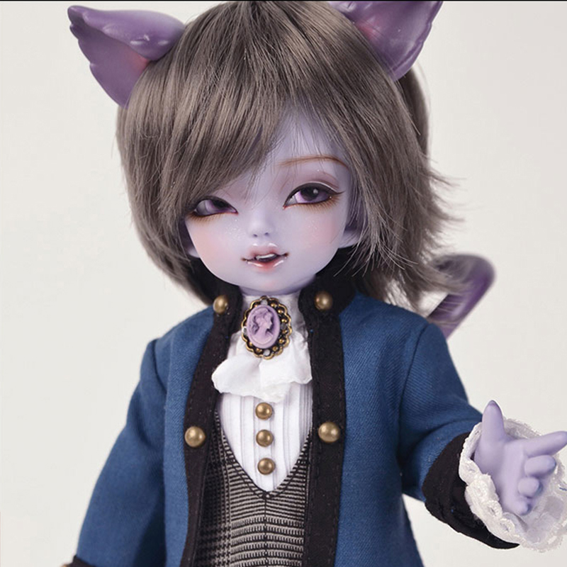 Soom Cheshire Supergem 1/6 bjd sd doll resin figures luts yosd fairyland kit doll sales volks toy gift iplehouse dollchateau oueneifs bjd clothe sd doll 1 4 clothes girl boy baby long hooded jumpsuit hyoma chuzzl send socks luts volks iplehouse switch