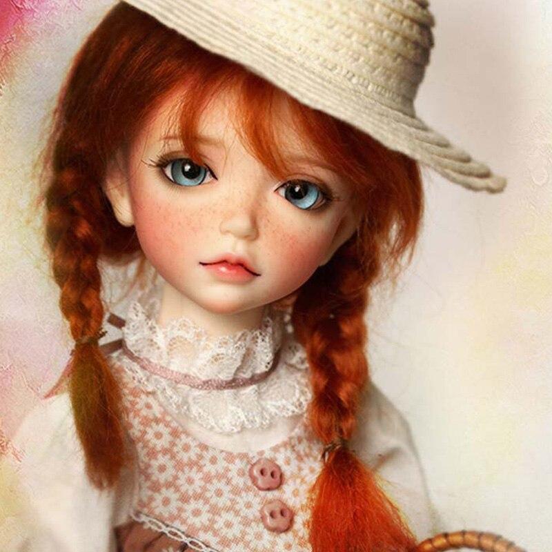 Muñeca BJD Rene Lonnie chico IP 1/4 juguetes bonitos de moda para niñas de juguete Mini muñecas articuladas muñeca Iplehouse-in Muñecas from Juguetes y pasatiempos    1