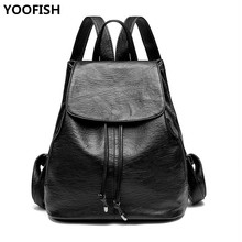 2019 New Fashion Women Backpack High Quality PU Leather Casual Backpacks for Teenage Girls Female School Shoulder Bag XZ-208. 2017 new nucelle brand design fashion light embroidery pearls high quality pu leather casual lady women backpacks school bag