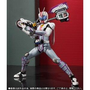 "Image 3 - Anime ""Kamen Rider Drive"" Originele Bandai Tamashii Naties S.H. Figuarts/Shf Exclusieve Action Figure   Kamen Rider Chaser Mach"