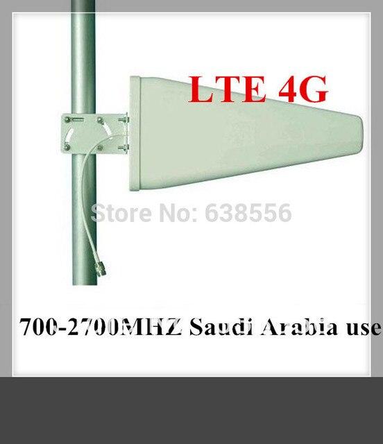 С высоким Коэффициентом Усиления 11dbi открытый 4 Г LTE (700-2700 мГц) ПДСХР антенна для мобильного телефона руля